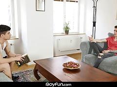 Boyfun -  Alexis Fucks His Sisters Boyfriend Bastian