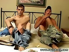 Gay men group facial cum piss videos 18 year-old Southern lads Kenny