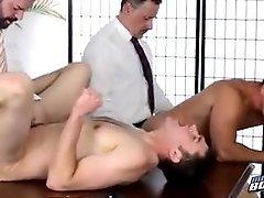 Mormon Orgy - Elders & Bishops -