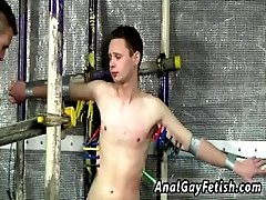 Twink movie of Feeding Aiden A 9 Inch Cock
