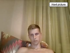 Latvia, Str8 Guy Shows His Fucking Hot Hairy Ass And Asshole