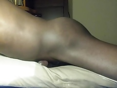 Pillow hump and cum 13 with Pissing