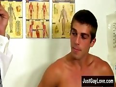 Nude muscle gay sex small video Hunky patient Austin Ried is bare and