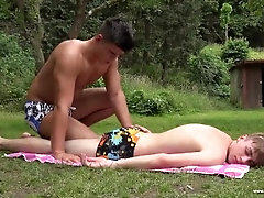 Russian Twink Massage