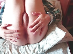 My horny ass