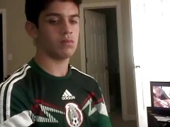 Mexican Cute Soccer-Football Player,Very Big Smooth Ass