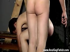 Gay movie of A Red Rosy Arse To Fuck