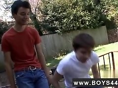 Twink movie of Watch this group of horny men with massive knobs boink the