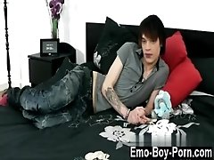 Men gay in jeans movie Hot emo twink Lewis Romeo gets down and muddy