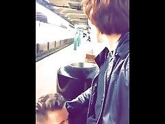 Met Him Down in the Subway Terminal