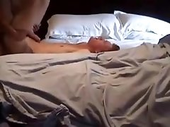 Twink splayed and fucked