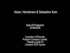 Adam and Henderson-ice