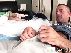 Coach takes boy's virginity while sleeping (John Marcus and Leo Paige)