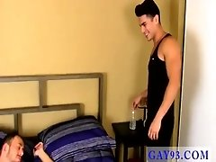 Amazing twinks After waking his paramour with his expert oral